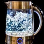 Wasser abkochen - die Lösung für sauberes Wasser?