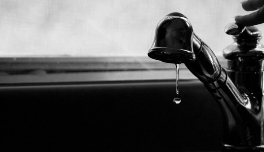 Verunreinigtes Leitungswasser - komischer Geschmack und Geruch