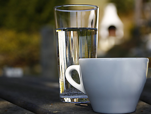 Teures Wasser: Leitungswasser i m Restaurant